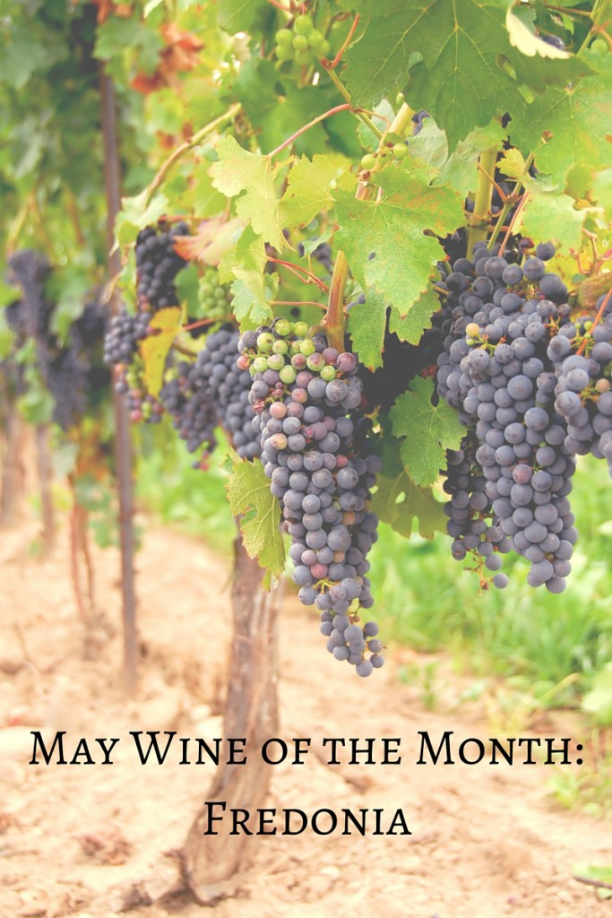 Wine of the Month - may