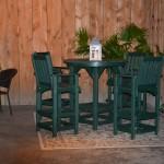 Polywood Pub Table