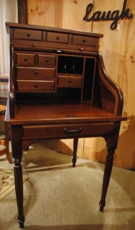 Secretary Roll Top Desk