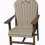 oulined polywood chair copy