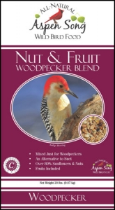 nut and fruit woodpecker
