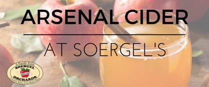 Arsenal Cider